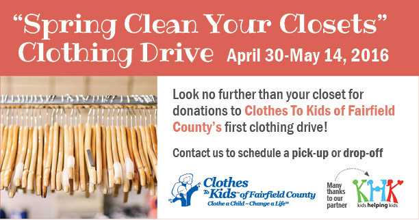 News Clothes To Kids Of Fairfield County