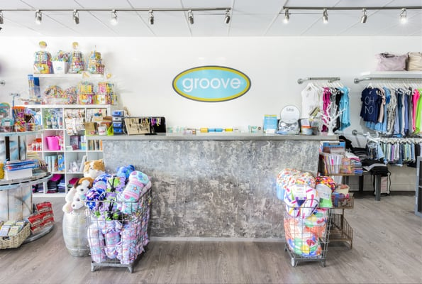 Groove kids clothing store donates top quality stylish new clothing to Clothes To Kids of Fairfield County