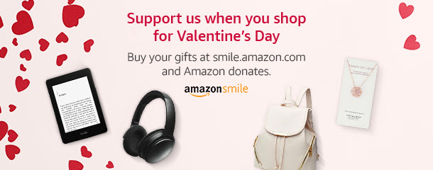 Support CTKF when you shop for Valentines Day